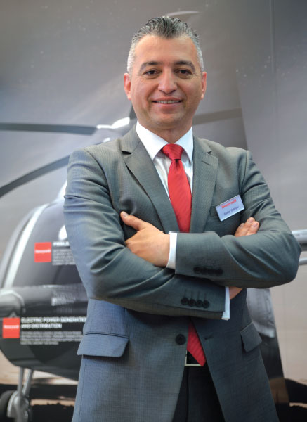 Honeywell: Targeting Partnerships for the Future of Turkish Defence