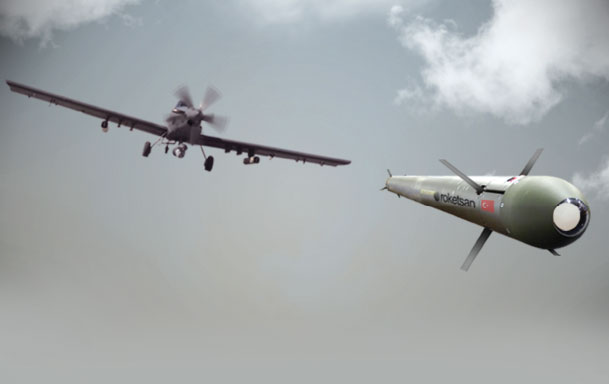 Roketsan Showcases Missile Technologies in Paris Air Show