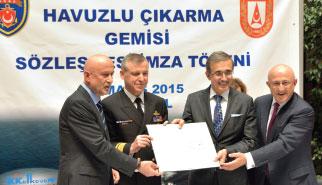 Turkish Landing Platform Dock to be Service in 2021
