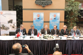 A Contract Signing Ceremony for SAYP Programme