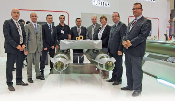 TÜBİTAK SAGE and Exelis Team Up for Smart Technologies