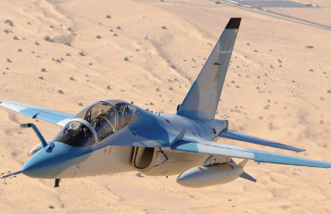 The M-346 by Alenia Aermacchi: not only an Advanced and Lead-in Fighter Training