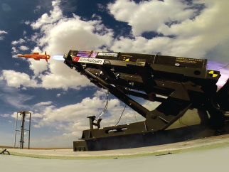 The First National Air Defence Missile of Turkey, HİSAR Records Another First!
