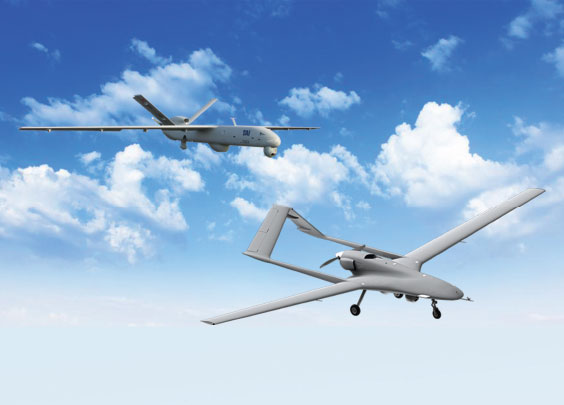 Turkish National Police Order Male and Tactical UAV Systems