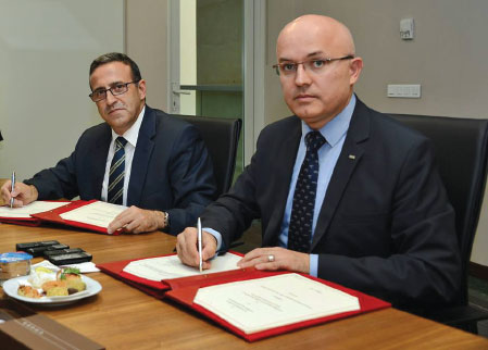 Signatures Appended for the Certificate of Airworthiness