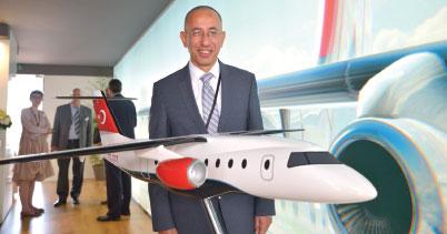 "Sierra Nevada Corporation Established New Turkish Subsidiary ""TRjet"" for Regional Jet"