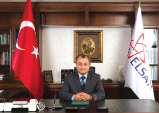 Mr. Ahmet Hamdi Atalay, the New General Manager & CEO of Havelsan