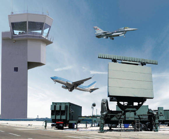 AYESAS is Awarded a Contract for the Procurement ofAir Traffic Management Gateway for 11 ACCS LOC1 Static Sites by NATO Communications and Information (NCI) Agency
