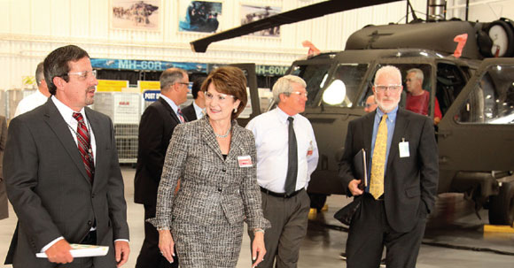 Lockheed Martin to Acquire Sikorsky Aircraft and Conduct Strategic Review of IT and Technical Services Businesses