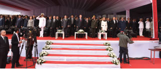 "High Profile Ceremony Launches Turkey's ""Bayraktar"" Amphibious Ship"