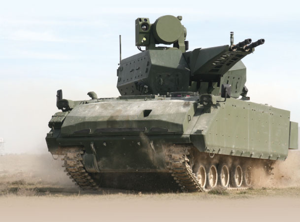 Aselsan Air Defence Gun Systems Scored the First Hit