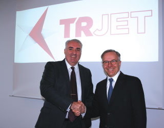 TRJet to Team up with Pratt & Whitney Canada on New Improved 306B Engines