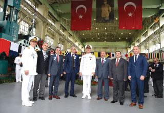 """TCG Piri Reis"": Flagship of Turkish New Type Submarine Programme"