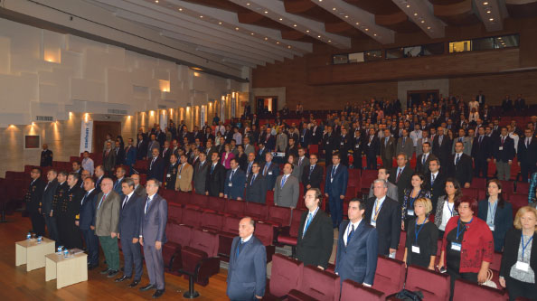 7th Naval System Seminar Gathered Naval Industry Professionals