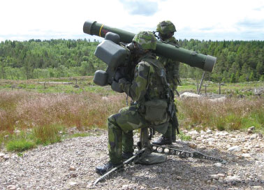 SAAB Receives Order from Latvia for RBS 70 Missiles