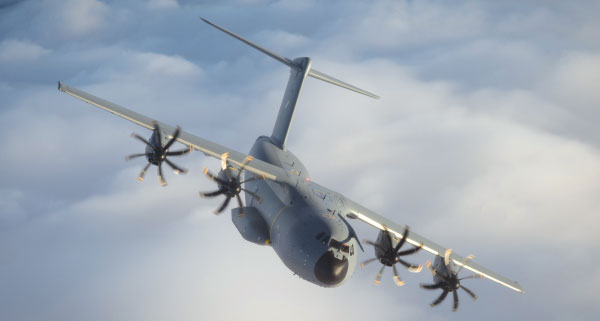 A400M - 'Game Changer in Transport and Tactical'