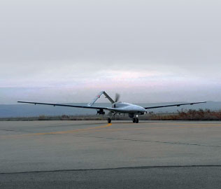 Bayraktar Tactical UAV Hit the Target