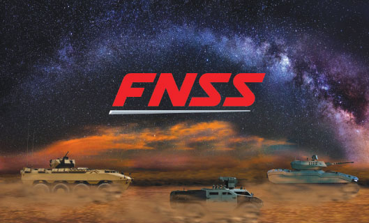 As a Global Brand, FNSS Launches its Redesigned Logo