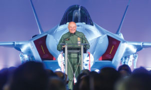 First International Delivery: F-35A in Italian Air Force Inventory