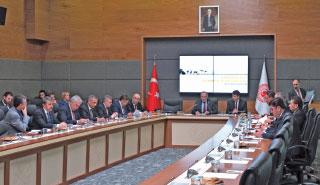 Turkish Assembly Defense Commission Hosted SaSaD