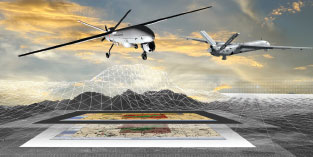 Air Units to be Composed of Unmanned Aerial Vehicles in 2035