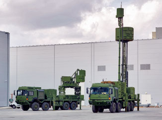 Koral System to Paralyze the Hostile Radar