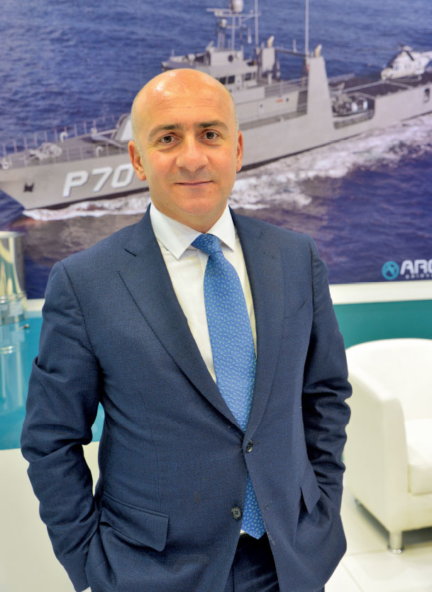 Ares Shipyard - Tailor Made Solutions – Guided and Motivated by Customers