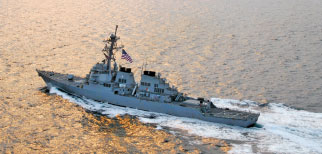 Latest Aegis Air and Missile Defense System Certified
