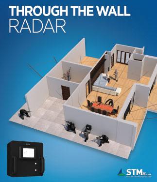 STM Debuts the Through-Wall Radar Technology