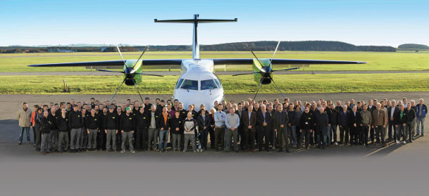 328 Support Services GmbH Marks a Decade as Type Certificate Holder of the 328 Aircraft Family