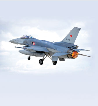 Harris Corporation Awarded Electronic Warfare Contract to Support Turkish Air Force