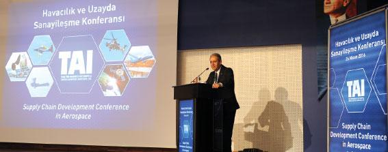 TAI Supply Chain Development Conference in Aerospace