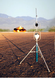 Revolutionary Weapon Testing and Training Instrumentation
