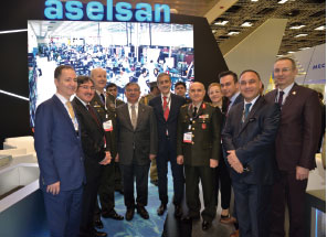 Turkish Defense Industry Showed off Capabilities at DIMDEX 2016