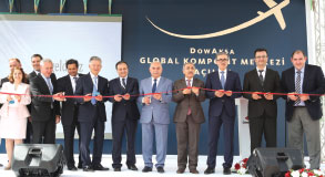 DowAksa Global Composites Center Boosts Turkey's Aerospace Capabilities