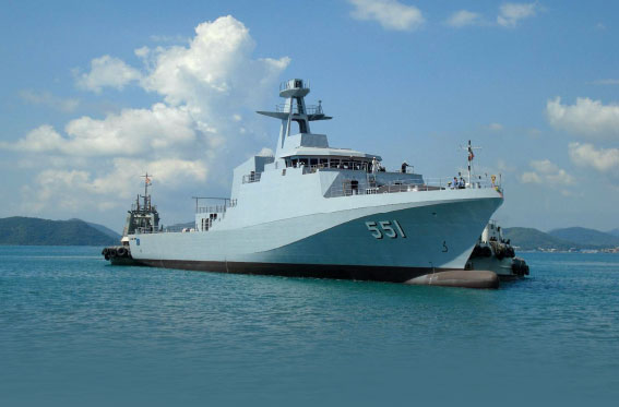 The Royal Thai Navy Selects Thales to Modernize its Naval Capabilities