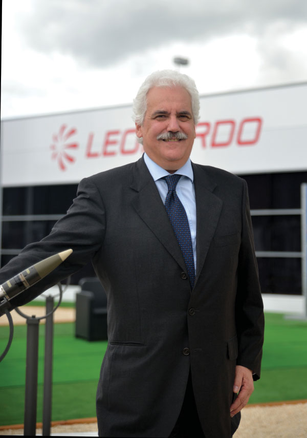 Leonardo Finmeccanica Committed to Delivering the Best Solution for Turkey, one of Their Crucial Partners
