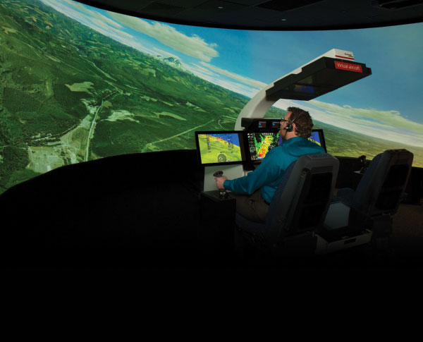 An Up-Close Opportunity to Experience Live, Virtual and Constructive Training by Rockwell Collins