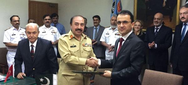 STM Breaks new Ground in Pakistan