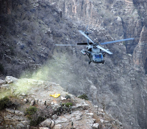Sikorsky and Turkish Industry Launch to Build T70 Utility Helicopters