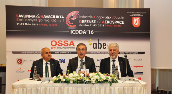 Turkish Defense Industry to meet World Giants at the ICDDA Event for the 3rd Time