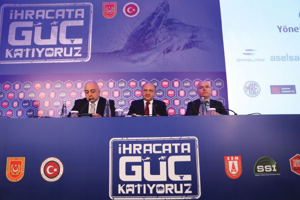 Defense Industry Focuses on Quality and Quantity to Step-up Turkey's Exports