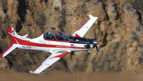 """""""Hürkuş"""" New Generation Trainer Aircraft- Turkey's Success Story after Years of Diligence…"""