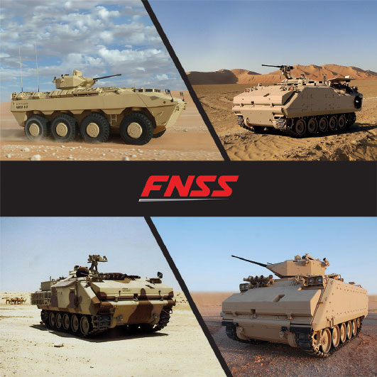FNSS Reinforces its Assets in Middle East with New Sales