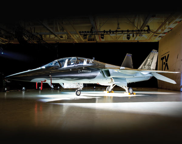 Boeing Reveals First Two Aircraft for U.S. Air Force T-X Competition