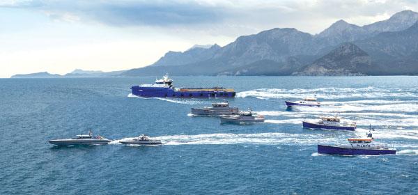 Damen Shipyards Antalya – Throttle Forward into the Future