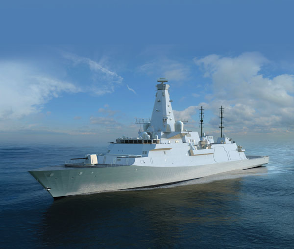 BAE Systems Signs Future Frigate Design Contract with Australian Government