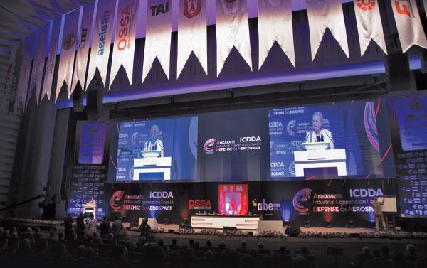 National and International Aerospace Industry Gathered at the ICDDA 2016