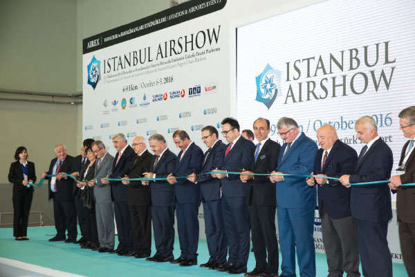 Istanbul Air Show Gathers Aviation Giants