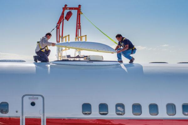 Honeywell Hardware Awarded Final Certification for Inmarsat's Next-Generation GX Aviation in-Flight Wi-Fi